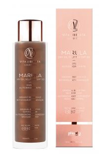 MARULA DRY OIL SELF TAN SPF 50