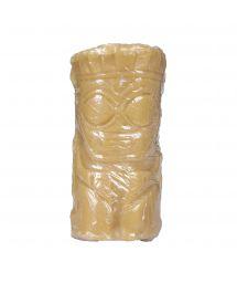 Totem sculpture soap, Tahitian tiaré flower scented, 50g - SAVON SCULPTE TIKI TIARE 50GRS