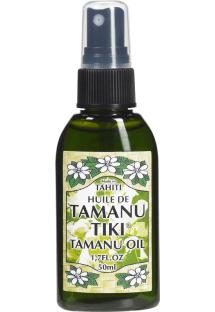 Et naturlig helbredende og anti-inflammasjons middel, uten parabene - TIKI HUILE TAMANU 50 ML