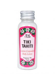 Tahitian monoi body lotion - Tiki LAIT CORPOREL 30ML