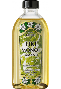 Mono� with Tamanu oil, 100% natural - Tiki Monoi Tamanu 120 ml