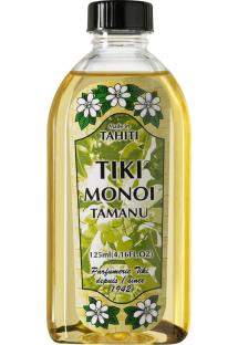Monoï à l'huile de Tamanu, 100% naturel - Tiki Monoi Tamanu 125 ml