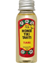 Tiare scented Monoï, 100% natural - TIKI monoi Tiare 30 ml