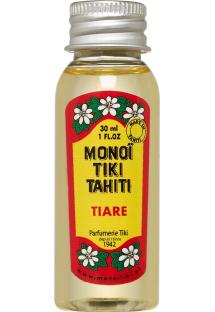 Масло Monoп с ароматом таитянской гардении, натуральное 100% - TIKI monoi Tiare 30 ml