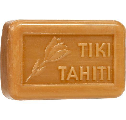 Monoi de Tahiti vegetable soap, coconut fragrance - TIKI SAVON COCO 130g