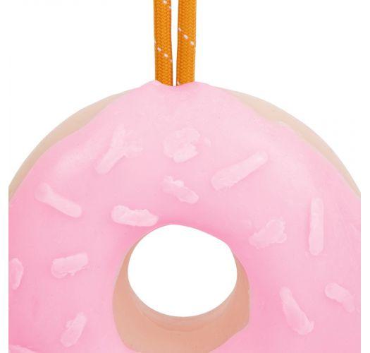 Parfumed donut shape soap - DONUT SOAP
