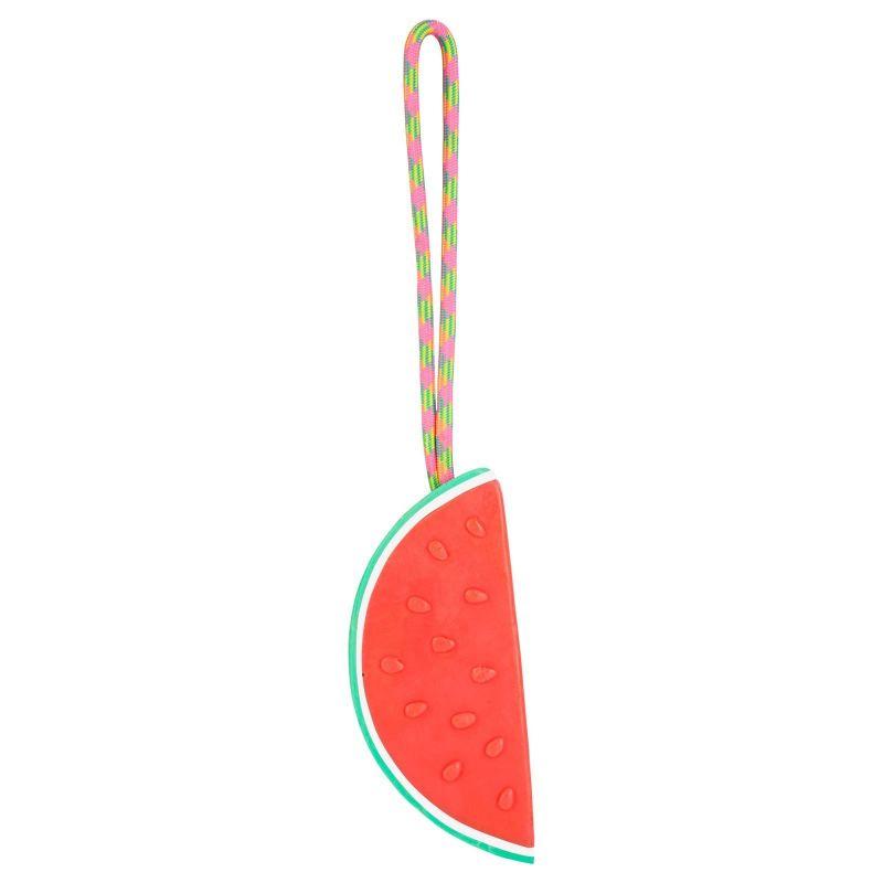 Dofttvål, vattenmelons formad - WATERMELON SOAP