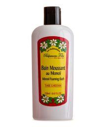 Monoi-Schaumbad, mit dem Duft von Tiaré-Blüten, 250 ml - BAIN MOUSSANT TIKI TIARÉ 250ML