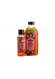 Lot de monoï bronzant parfum vanille 120ml et 60ml - DUO BRONZANT VANILLE