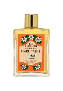 Perfum o zapachu waniliowym flakon szklany bez waporyzatora - EAU DE TOILETTE TIKI VANILLE 30ML