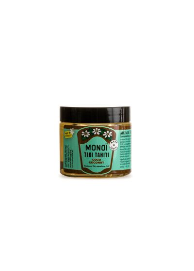Monoiolja i krämform 120 ml - kokosnöt - MONOI TIKI COCO POT 120ML