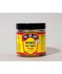 Monoi oil jar 120 ml - tiaré - MONOI TIKI TIARE POT 120ML