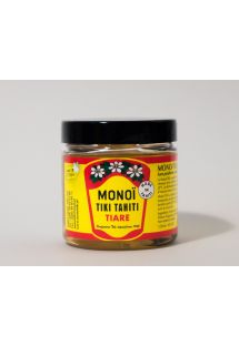 Monoi oil jar 120 ml - tiaré - MONOI TIKI TIARE POT 120ML