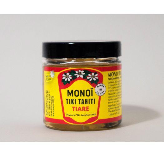 Olejek monoi w słoiku 120 ml - gardenia tahitańska - MONOI TIKI TIARE POT 120ML