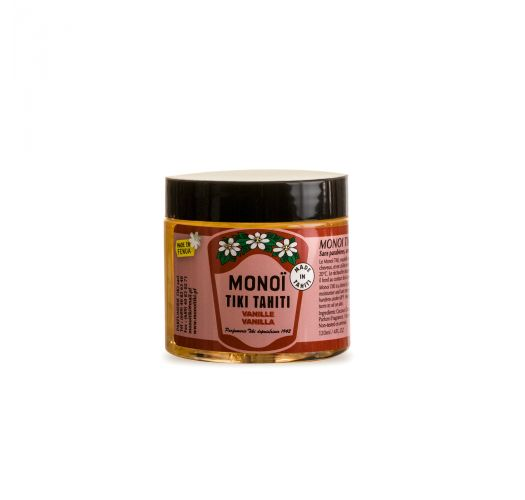 MONOI TIKI VANILLE POT 120ML