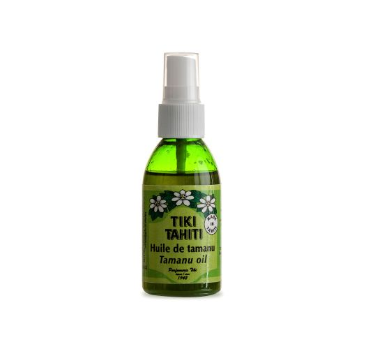 Natural healing and anti-inflammatory agent, paraben-free - TIKI HUILE TAMANU 50 ML
