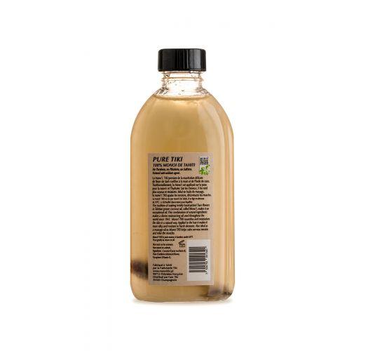 Tradicionalno tahitijsko olje monoi s cvetom, 100-% naravno - TIKI MONOI AO 120ML