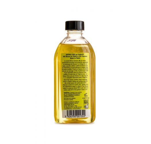 Monoj sa Tamanu uljem, 100% prirodan - Tiki Monoi Tamanu 120 ml