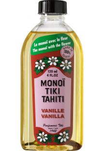 Tiki Monoi Vanilla 120 ml