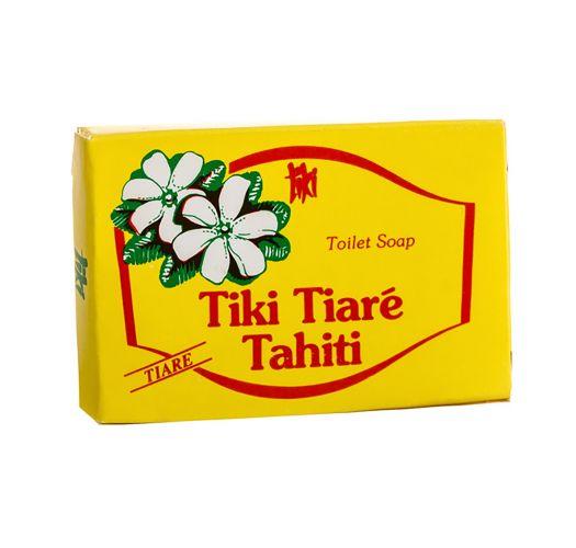 Ziepes ar Taiti monoī eļļu un tiares ziedu aromātu - TIKI SAVON HOTEL 18G