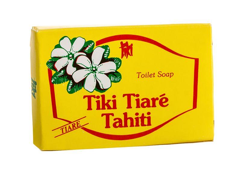 Tiare doftande tvål med Tahitian Monoi - TIKI SAVON HOTEL 18G