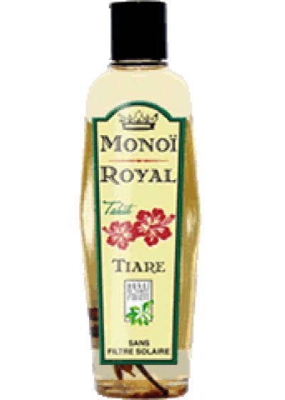 Fuktgivande kroppsolja med doft av tahitigardenia - Monoi Royal Tiare 4.2 fl.oz (125ml)