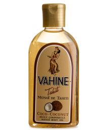 Monoi oil coconut scent - body and hair - VAHINE MONOI COCO 125ML