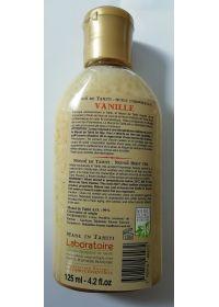 Moisturizing body oil - vanilla perfume - VAHINE MONOI VANILLE 125ML