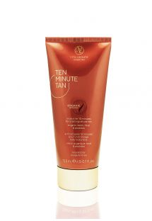 Tinted self-tanning lotion 10 minutes - TEN MINUTE TAN
