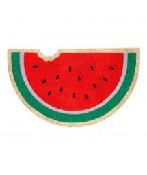 Watermelon coconut fibre doormat - WATERMELON DOORMAT