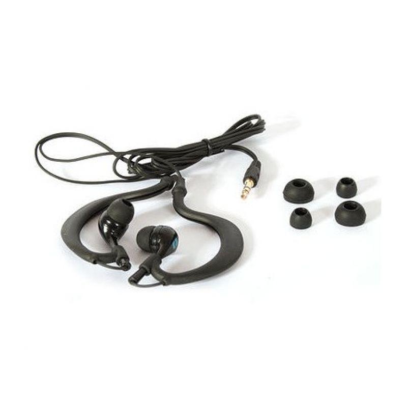 SEAWAG BLACK WATERPROOF EARPHONES