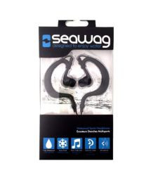 SEAWAG BLACK WATERPROOF EARPHONES
