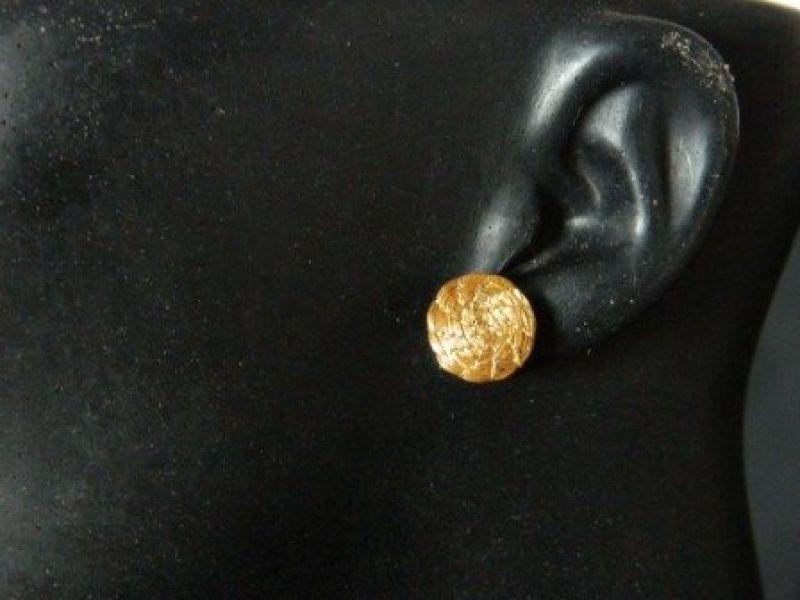 Örhängen, handgjorda - MINE MANDALINHA