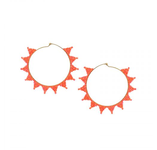 SHOOTING STAR EARRING-GP-M-7630