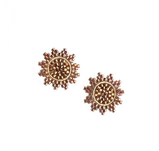 SUPER NOVA EARRING-GP-S-7729