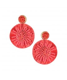 BLOOMING SUN EARRING-BE-M-7687