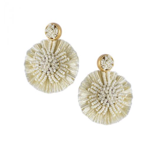 BLOOMING SUN EARRING-BE-M-7688