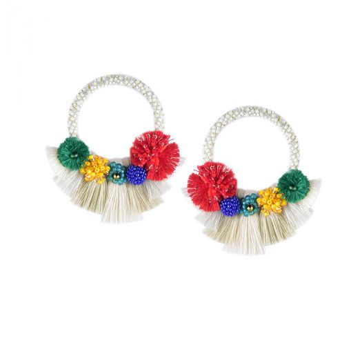 CARTAGENA EARRING-BE-M-7671