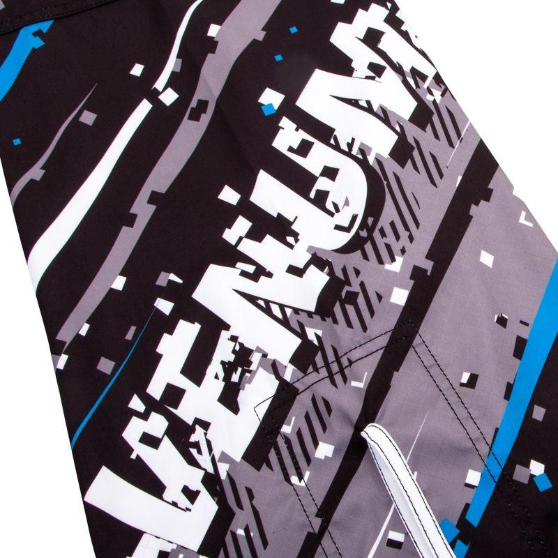 Geometric print combat shorts - PIXEL FIGHTSHORT
