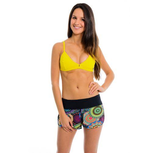 Fitness - IXTAPALUCA AMARELO