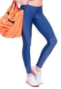 Xá cạp vải đôi xanh ngũ sắc - FUSEAU GUAPA