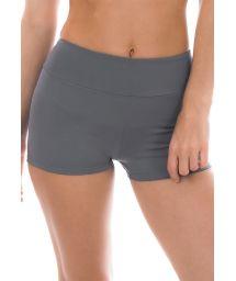 Shorty grey fitness leggings - NZ GRIS SHORT