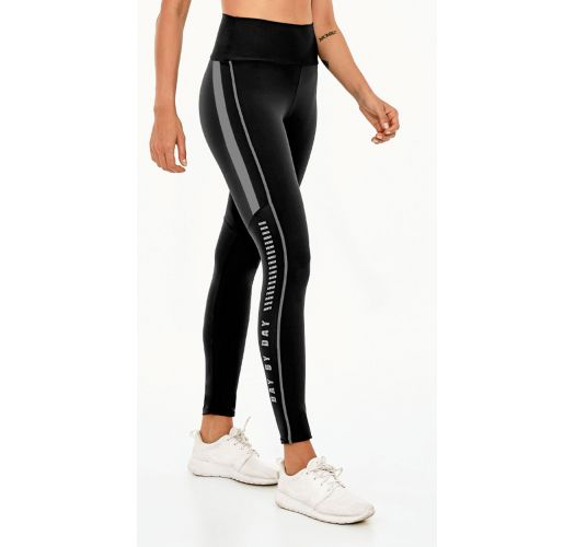 LEGGING UP CO2 STEP BY STEP PRETO