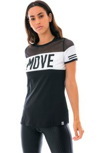 T-SHIRT SKIN FIT MOVE