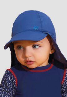 CAP LEG BASIC KIDS IMP INF MARINHO