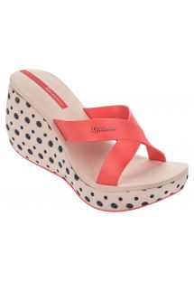 Slippers - Ipanema Lipstick Straps II Fem Ff Pink/Red