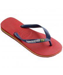 Sandaler - Havaianas Brasil Logo Red