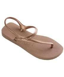 Flip-Flops - Havaianas Flash Urban Rose Gold