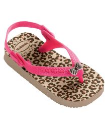 Flip-Flops - Havaianas Baby Chic Sand Grey
