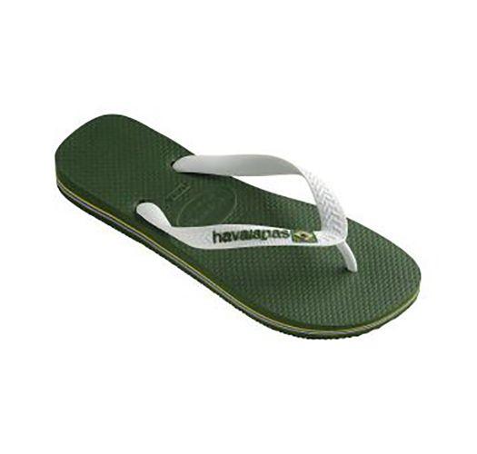 ca748b6db Flip-Flops Havaianas Brasil Logo Amazonia - Brand Havaianas